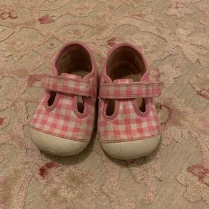 WIDE stride rite soft motion Hannah shoe